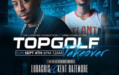 Ludacris Foundation and Experience ACID TopGolf Takeover!