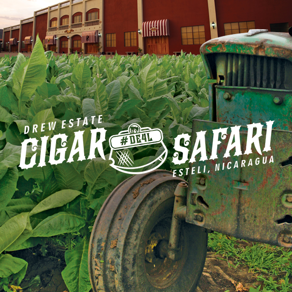 Cigar Safari Tickets Pre-Sale for Diplomat
