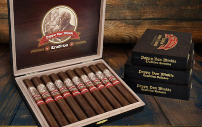 """Drew Estate releases Pappy Van Winkle """"TRADITION"""" exclusively for Drew Diplomat Retailers"""