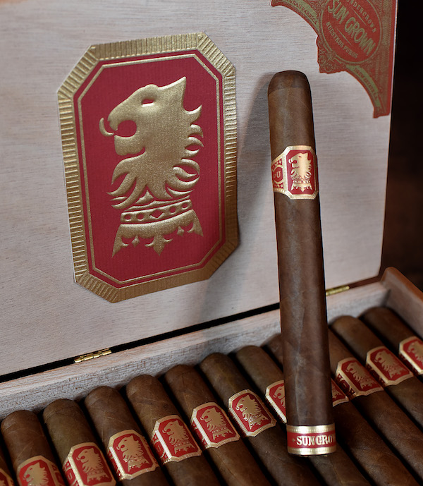 Drew Estate debuts the Undercrown Sun Grown at IPCPR
